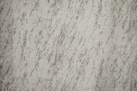 dettaglio tenda in mistolino con stampa astratta grigio