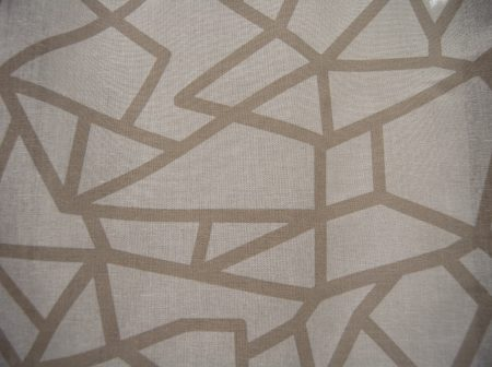 dettaglio modello color corda misto lino